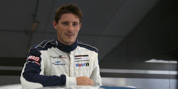 À bord de la Porsche GT3 Cup de K.Estre