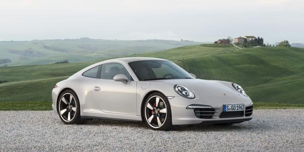 Porsche 911 Carrera S 50ème anniversaire