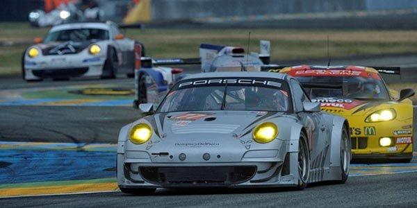 Porsche est fier d'accueillir Dr Mamour