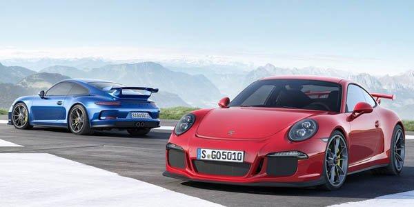 Porsche 991 GT3 RS : nouvelles rumeurs