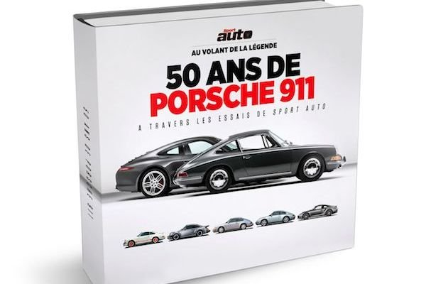 Coffret : 50 ans de Porsche 911