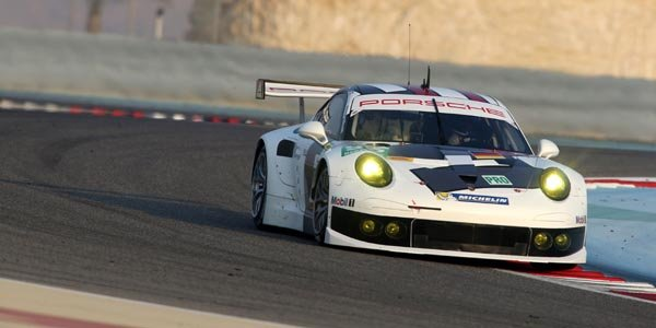 WEC: Porsche rempile en GTE-Pro en 2014