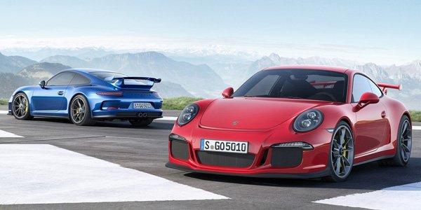 Porsche rappelle ses 991 GT3
