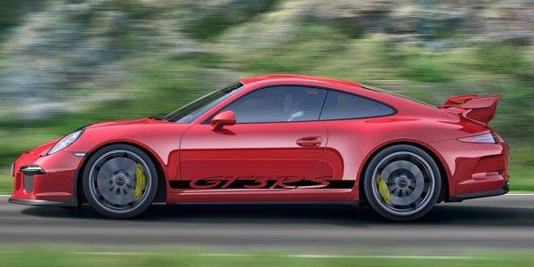 La Porsche 911 GT3 RS retardée
