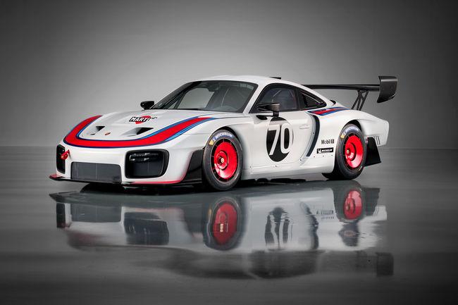 Porsche 911 (992) GT1 par Rain Prisk