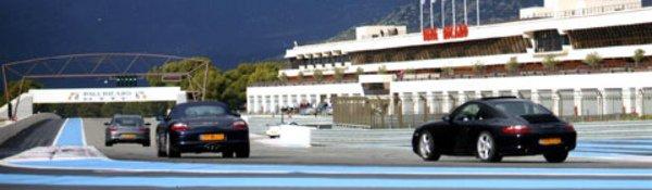 Les Porsche ont rendez-vous au Paul Ricard