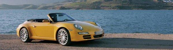 La Porsche 911 élue meilleure voiture