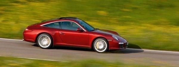 Porsche 911 Targa 4S Restyling