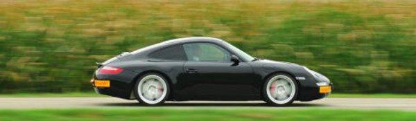 Les Porsche Ruf passent à l'électrique !