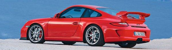 Porsche perfectionne la 911 GT3
