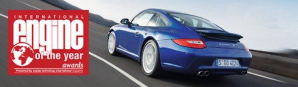 Le meilleur moteur 2009, signé Porsche