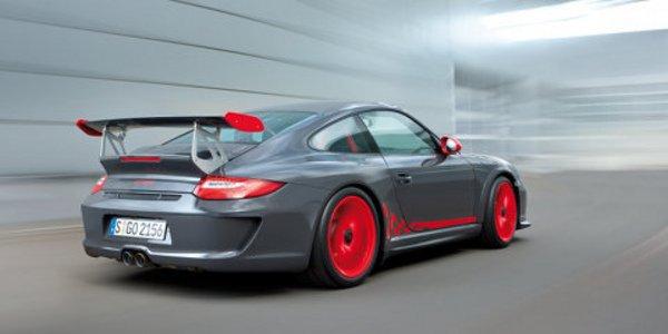 Porsche 911 GT3 RS : sans compromis