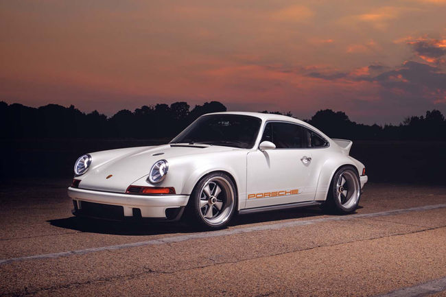 Porsche 911 DLS par Singer Vehicle Design