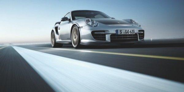 Vidéo Porsche 911 GT2 RS