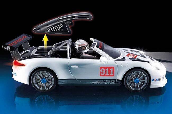 La Porsche 911 GT3 Cup Playmobil est arrivée