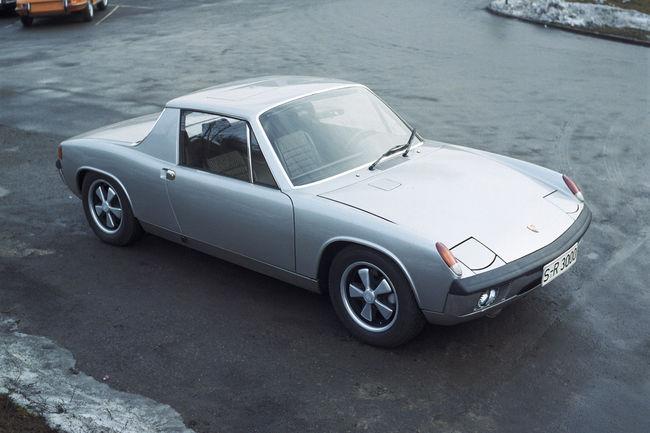 La Porsche 914 fête ses 50 ans au Porsche Museum