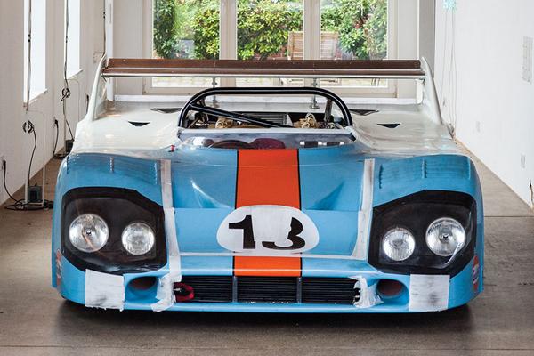 RM Sotheby's dans la course à Rétromobile