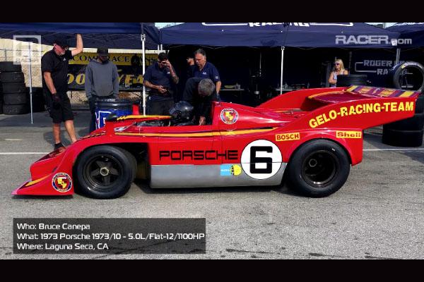 Embarquez en Porsche 917-10 à Laguna Seca