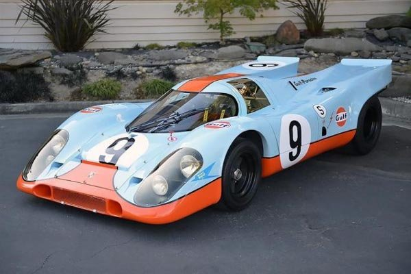 a vendre porsche 917k gulf de 1969 actualit automobile motorlegend. Black Bedroom Furniture Sets. Home Design Ideas
