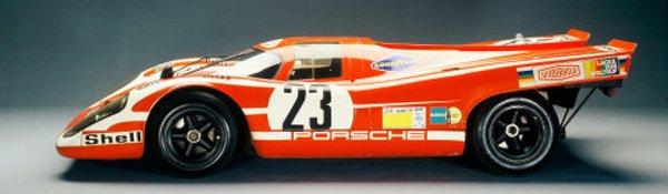 Porsche célèbre les 40 ans de la 917