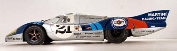 La Porsche 917 du Mans bientôt restaurée