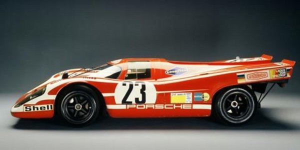 La Porsche 917 de retour au Mans