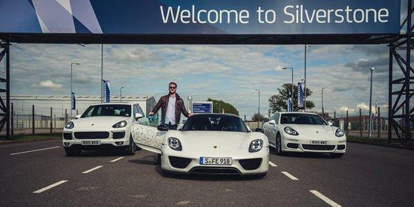 1 000 km en Porsche 918 Spyder