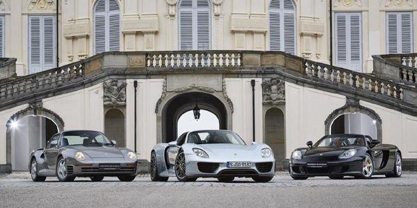 Clap de fin pour la Porsche 918 Spyder