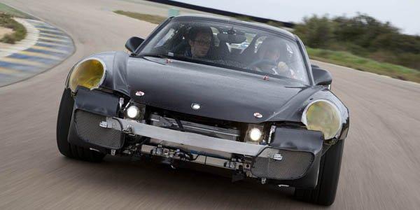 La Porsche 918 Spyder en test