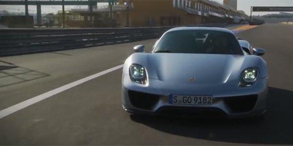 Porsche 918 Spyder : perfs de Veyron ?