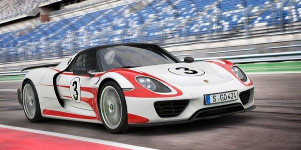 Il reste des Porsche 918 Spyder !