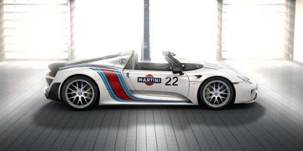 Vidéo : Porsche 918 Spyder Pack Weissach