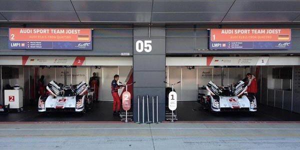 WEC : Porsche prend les devants