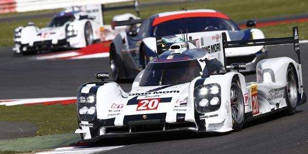 WEC/Silverstone : Porsche hausse le rythme