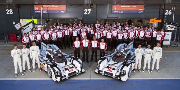 WEC : Porsche en répétition générale à Spa