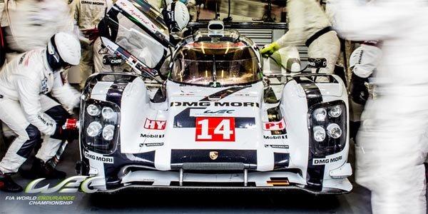 SPA : Porsche se place avant les qualifications