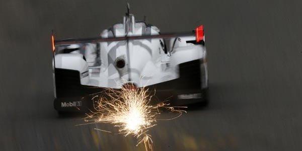 WEC : première pole pour Porsche à Spa