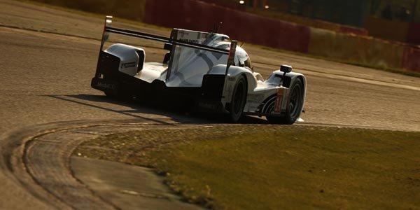 Le Mans : Porsche accumule les kilomètres à Aragon
