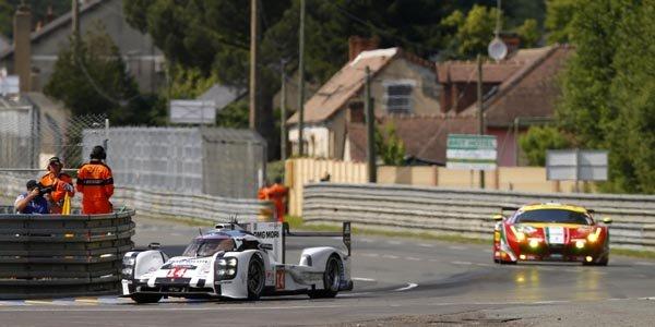 Le Mans : Porsche en pole provisoire