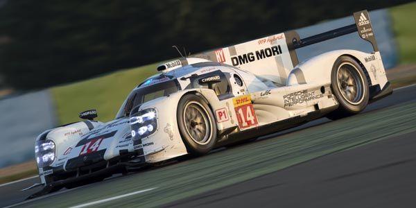 WEC : Makowiecki teste la Porsche 919 Hybrid