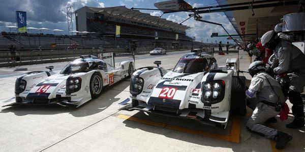 WEC : Porsche au pied du podium à Austin