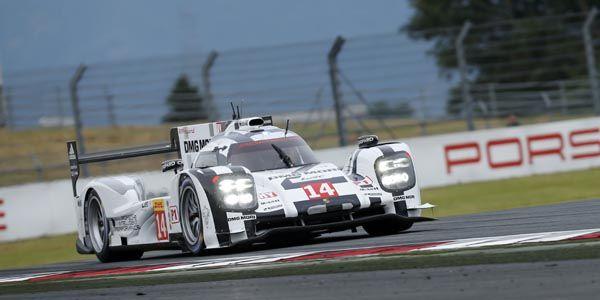 WEC : Porsche à la découverte de Shanghaï