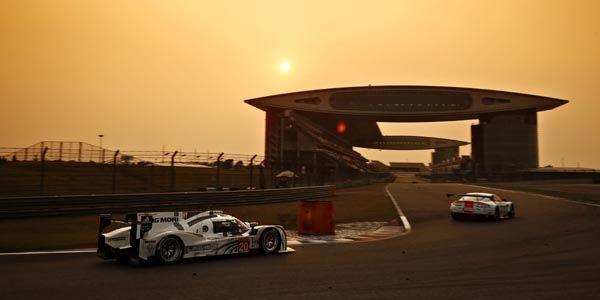 WEC : Porsche confirme ses pilotes LMP1 pour 2015