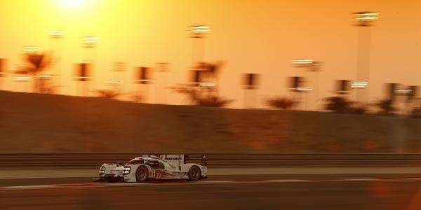 WEC : Porsche pointe en tête à Bahreïn