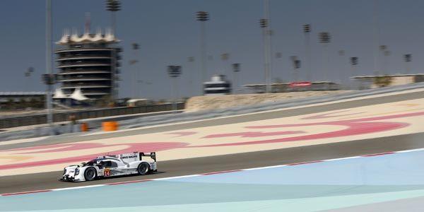 WEC : Porsche s'adjuge la pole à Bahreïn