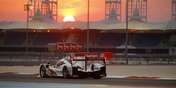 WEC : une première pour Porsche
