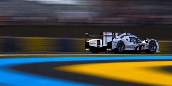 Le Mans : trois Porsche 919 Hybrid en 2015