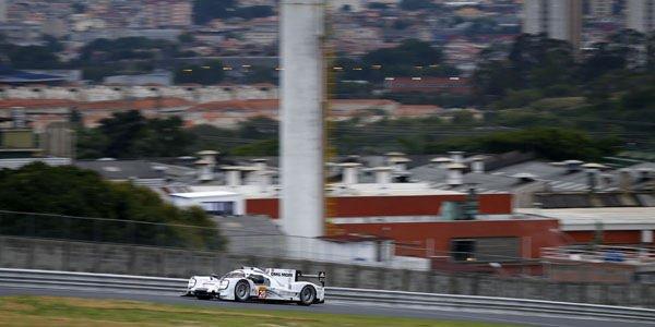 WEC : Porsche se place à Sao Paulo