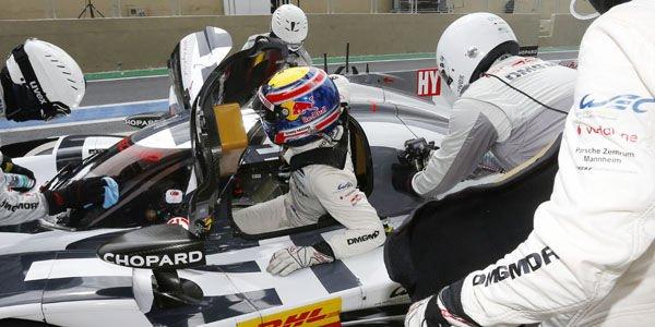 WEC : Mark Webber donne de ses nouvelles