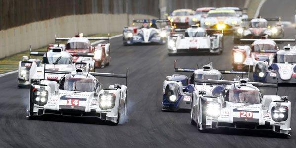 WEC : la saison de Porsche en vidéo